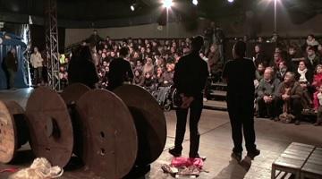 AMO Le Toucan – Projet théâtre: Bxls Officiel