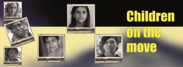 Children on the move : children first - un documentaire sur la situation des enfants migrants en Europe